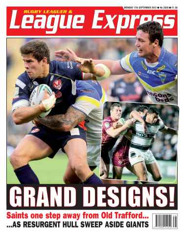 League Express issue 2828