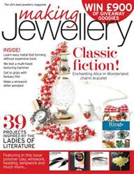 Making Jewellery issue October 2012
