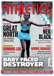 Athletics Weekly issue AW September 20 2012