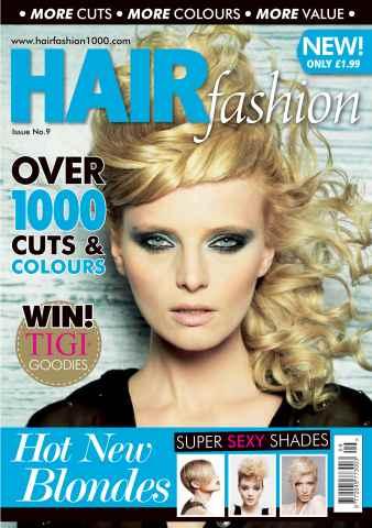 Hair Fashion issue Issue 9