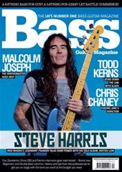 Bass Guitar issue 83 October 2012