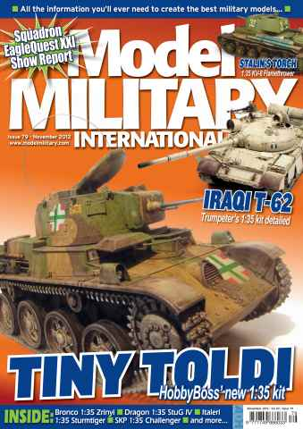 Model Military International issue 79