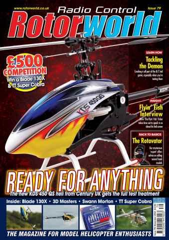 Radio Control Rotor World issue 79