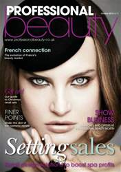 Professional Beauty issue Professional Beauty October 2012