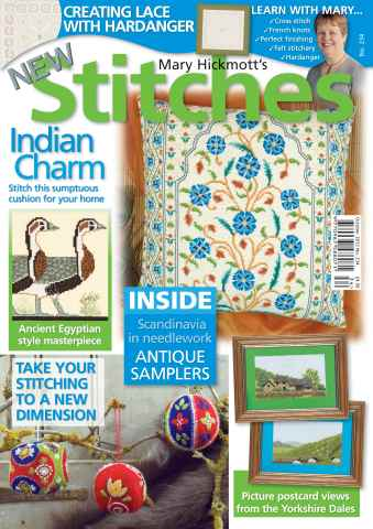 New Stitches issue Issue 234