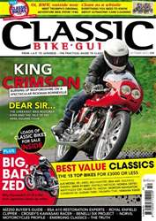 Classic Bike Guide issue October 2012