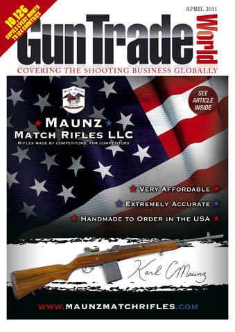 Gun Trade World issue April 2011