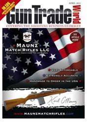 Gun Trade World issue April 2011