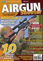 Airgun Shooter issue May 2011