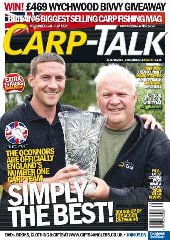 Carp-Talk issue 937