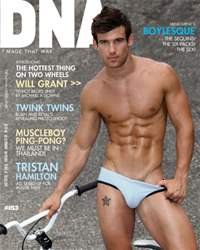 DNA Magazine issue # 153 - Spring