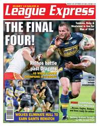 League Express issue 2829