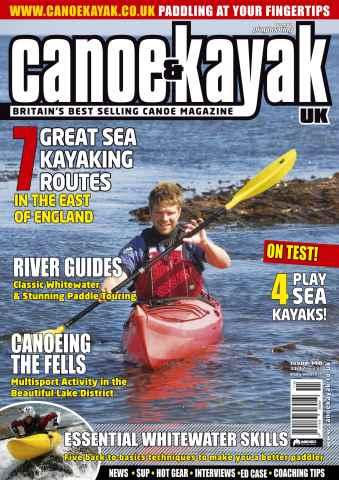 Canoe & Kayak UK issue 7 Great Sea Kayaking Routes