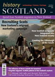 History Scotland issue July August 2010