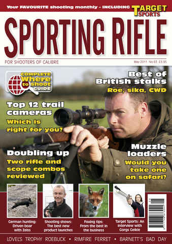 Sporting Rifle issue 63