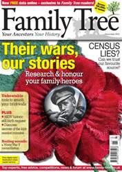 Family Tree issue November 2012