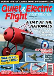 Quiet & Electric Flight Inter issue October 2012