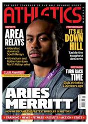 Athletics Weekly issue AW September 27 2012