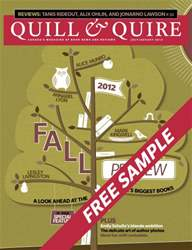 Quill & Quire issue Free Preview