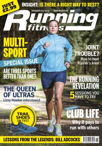 Running Fitness issue Get Better With Cross Training