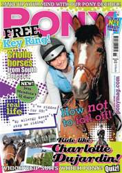 Pony Magazine issue November 2012