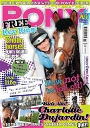 Pony Magazine issue November 2012