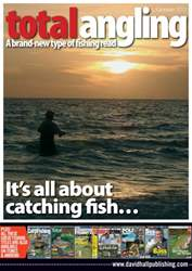 Total Angling issue October 2012