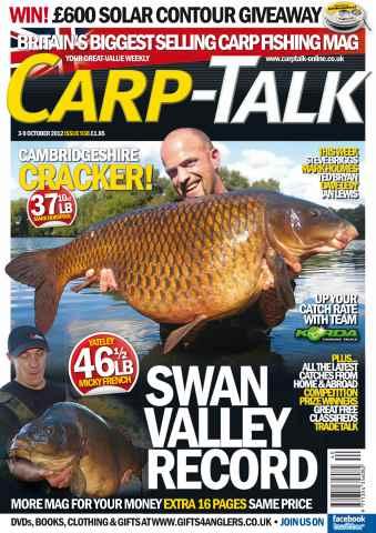 Carp-Talk issue 938