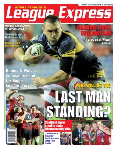 League Express issue 2830