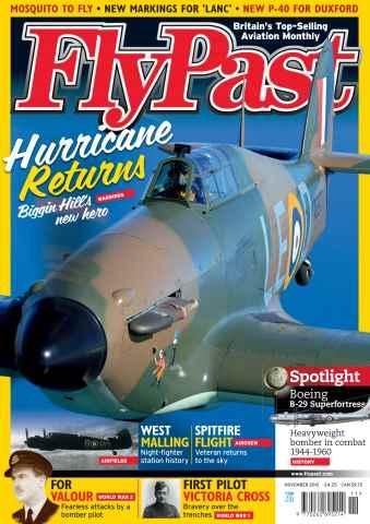 FlyPast issue November 2012