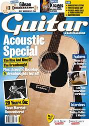 Guitar & Bass Magazine issue May 2011 Acoustic Special