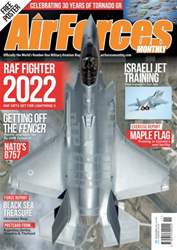 AirForces Monthly issue November 2012