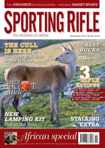 Sporting Rifle issue 83