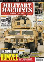 Military Machines International issue November 2012