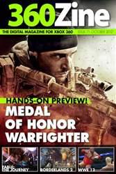 360Zine issue Issue 71
