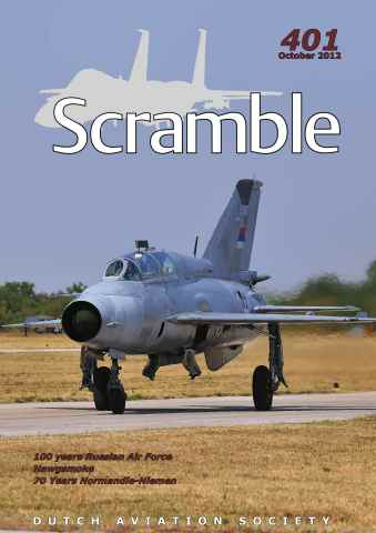 Scramble Magazine issue 401 - October 2012