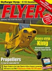 Flyer sampler issue Flyer sampler