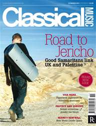 Classical Music issue March 12th 2011