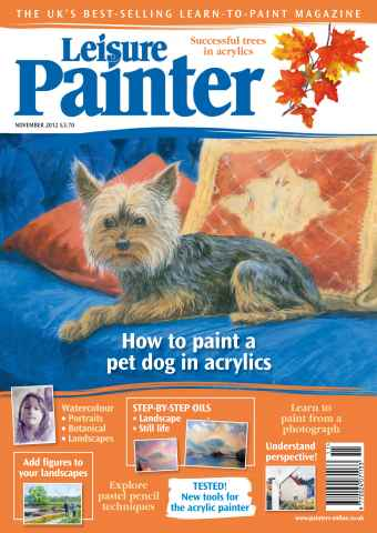Leisure Painter issue November 2012