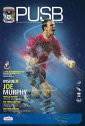 CCFC Official Programmes issue 08 v AFC BOURNEMOUTH (12-13)