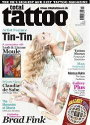 Total Tattoo issue November 2012