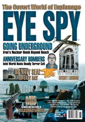 Eye Spy issue Issue 81