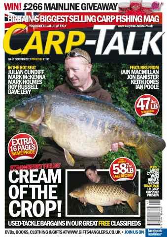 Carp-Talk issue 939