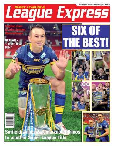 League Express issue 2831