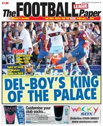 The Football League Paper issue 7th October 2012