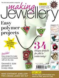 Making Jewellery issue May 2011