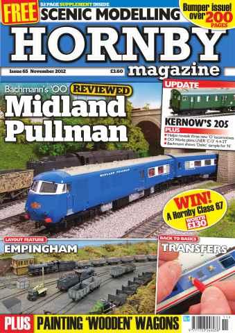 Hornby Magazine issue November 2012