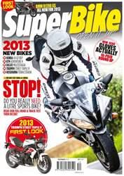 Superbike Magazine issue November 2012