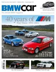 BMW Car issue November 2012