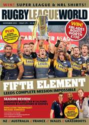 Rugby League World issue 379